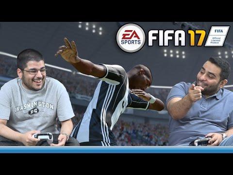 أحمد ضد رواح و الحب الأخوي! نلعب Fifa 17