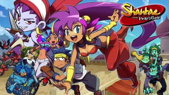 مراجعة: Shantae and the pirate's curse