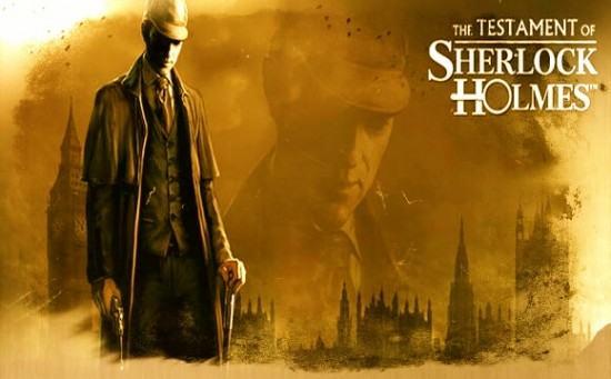 مؤامرة المجرم شارلوك هولمز Sherlock Holmes