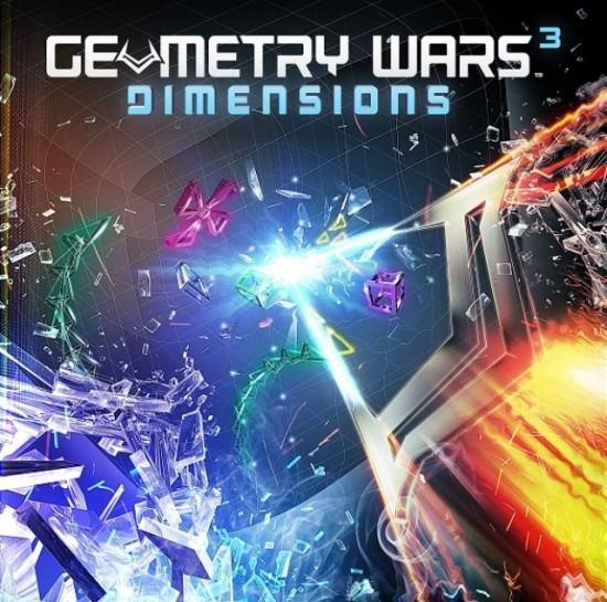أحرز عشرة ملايين نقطة ! مع Geometry Wars 3