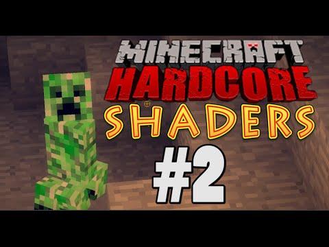 ماينكرافت هاردكور شادرز #2 : Minecraft Hardcore Shaders