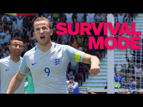 مباراة كاملة من طور البقاء بلعبة FIFA 19