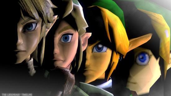 Link عبر الزمان (تصميم أعجبني)