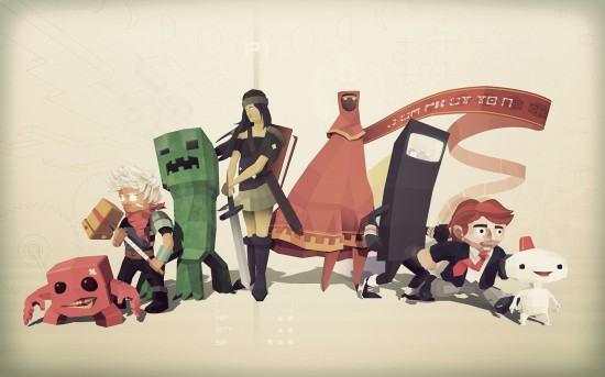 مطوري الإندي هم مستقبل الألعاب !