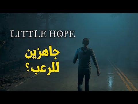 Little Hope 〄 لعبة رعب مستوحاه من سايلنت هيل