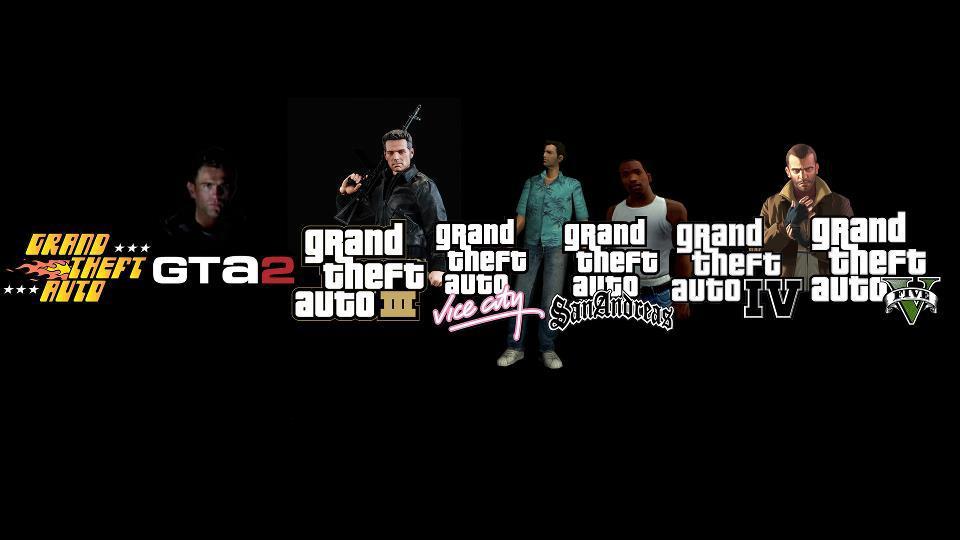 شاركنا ما هو أفضل جزء لكم في سلسلة Grand Theft Auto