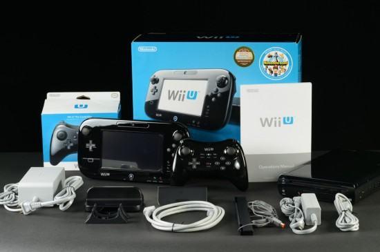 لما الاستعجال على Wii U