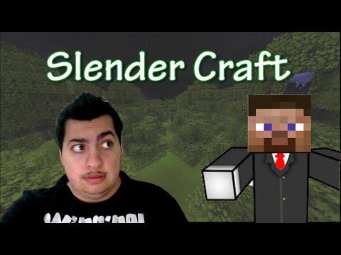 Slender Craft ᴴᴰ : هجوم سلندرعلى عالم ماينكرافت