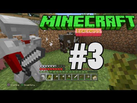 Minecraft Ps4 ᴴᴰ : مشوار البلاتنيوم