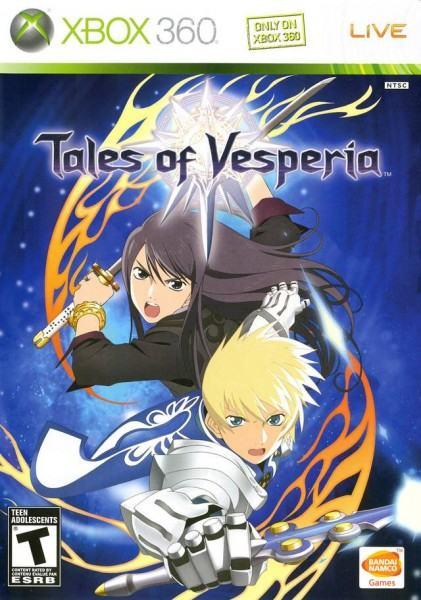 سلسلة المراجعات الآربيجية 2 : Tales of Vesperia