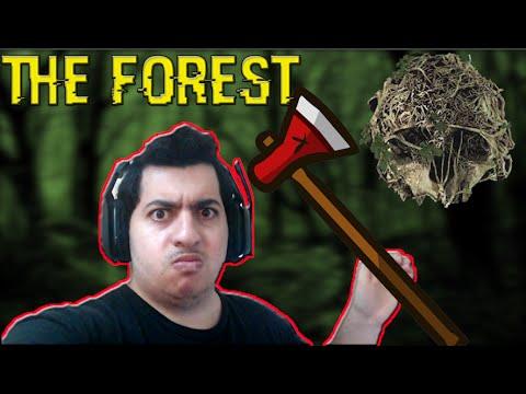 The Forest ᴴᴰ : #1 بيت الشجرة المخيس