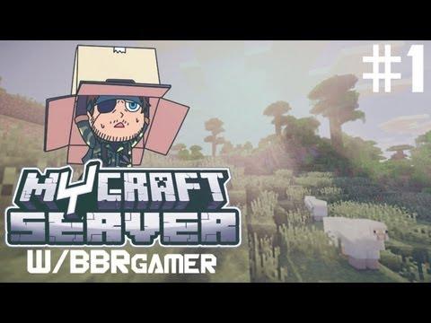 #ماي_كرافت الحلقة #1 Mycraft I