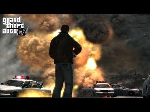 GTA IV I الحرب العالمية الاولى