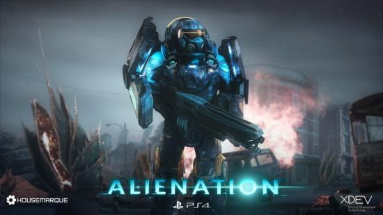 مراجعة Alienation