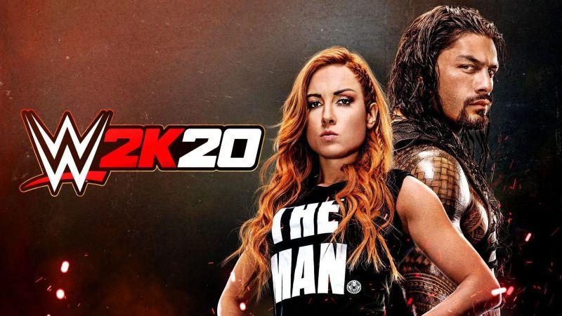 مراجعة و تقييم   WWE 2K20..   VGA4A