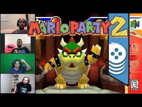 مستحيل توصل للنجمة!! Mario Party 2