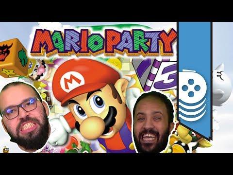 حظ المبتدئين مشعلل ????????!! Mario Party