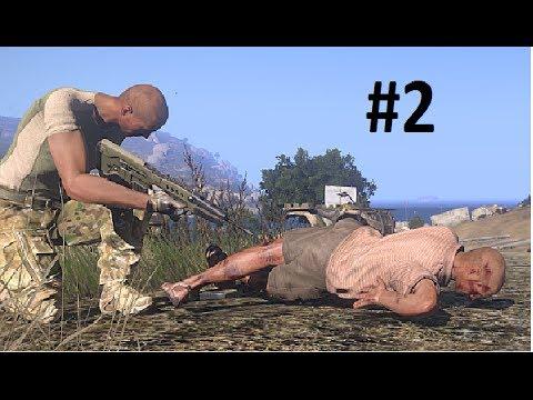 يوميات (ارما 3) #2 : ARMA 3 Wasteland