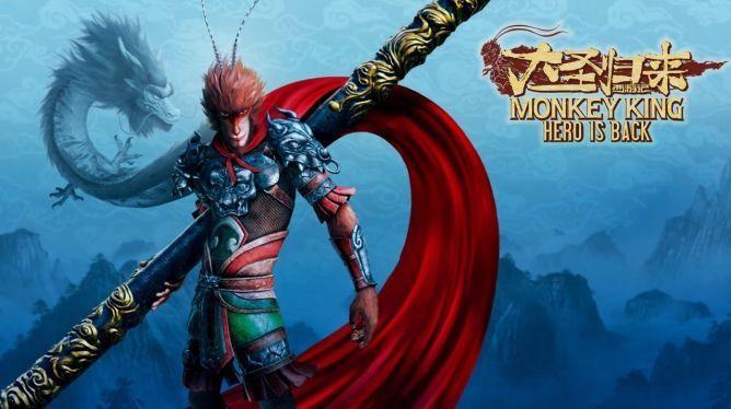 سوالف ألعاب : Monkey King: Hero is Back