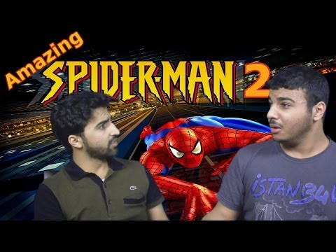 Amazing Spider Man 2 مراجعة لعبة سبايدرمان الجديدة