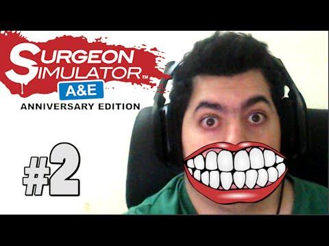 دكتور أسنان : Surgeon Simulator