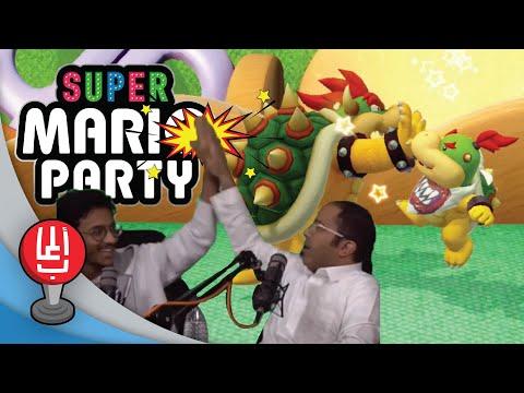 حفلة ماريو: 2 ضد 2! Super Mario Party