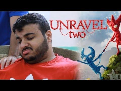 Unravel Two تسفيل وتطبيل