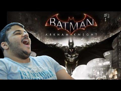 Batman Arkham Knight تسفيل وتطبيل