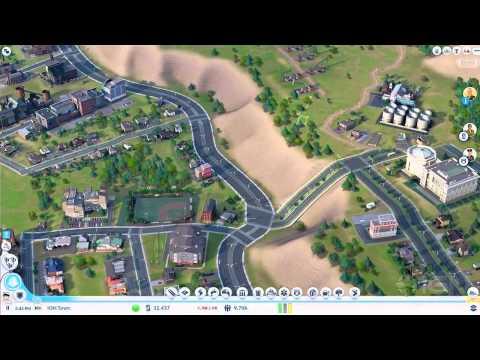 مراجعة SimCity
