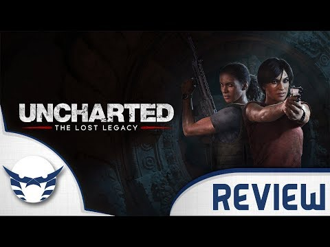 مراجعة Uncharted The Lost Legacy