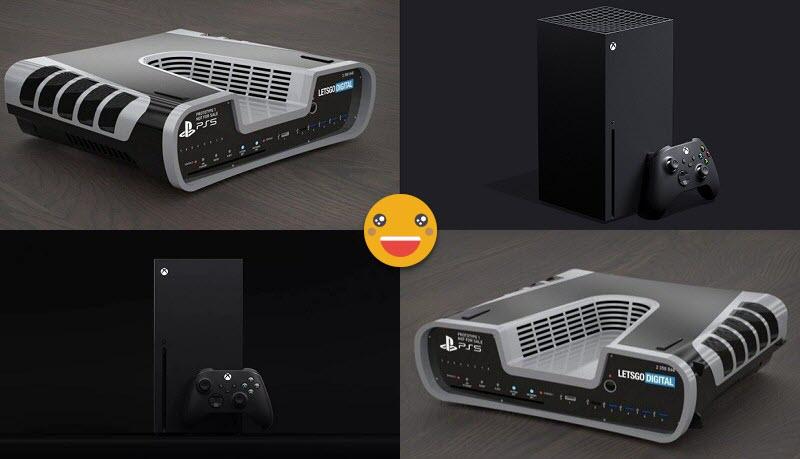 5 أشياء اذا وجدت ستجعل اجهزة الجيل الجديد بلايستيشن 5 اكسبوكس SX رائعة..   VGA4A