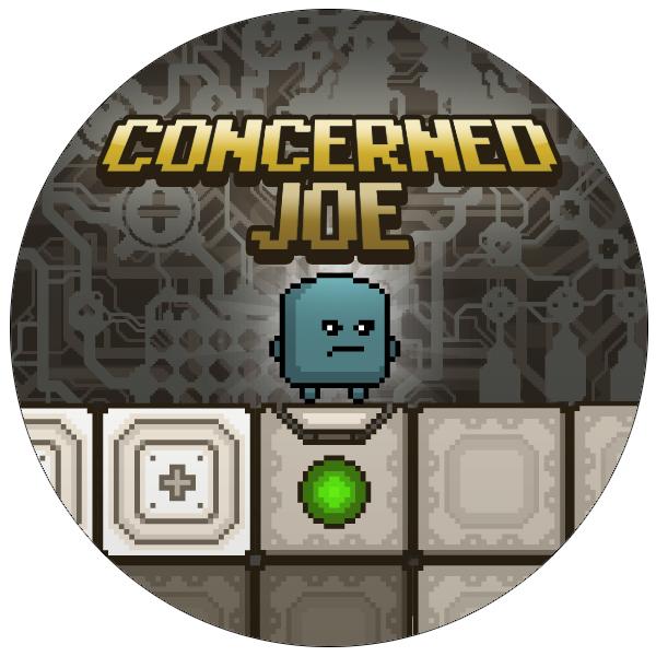 [مقابلة] تجربة مبرمج لعبة Concerned Joe | زاش