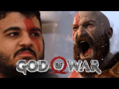 GOD OF WAR تسفيل وتطبيل