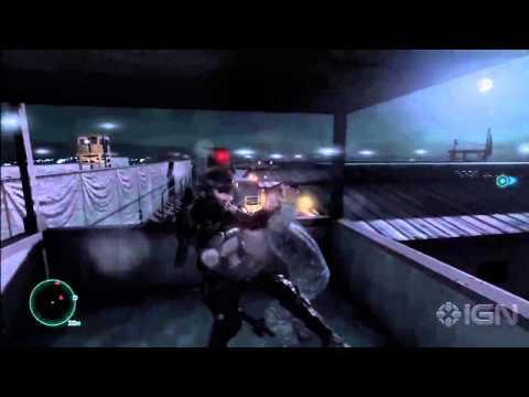 مراجعة Splinter Cell: Blacklist