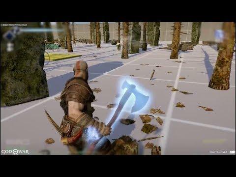 شاهد كيف تم تصميم معركة Baldur الشهيرة في لعبة God of War