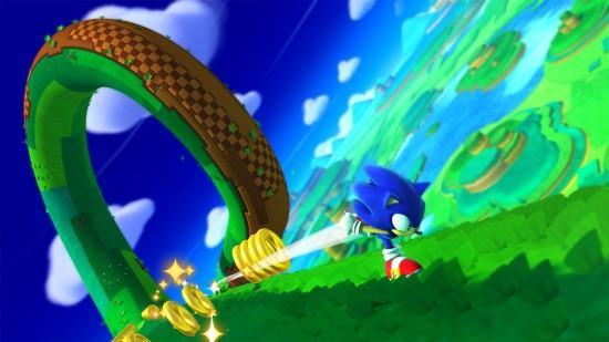 مراجعة Sonic Lost World