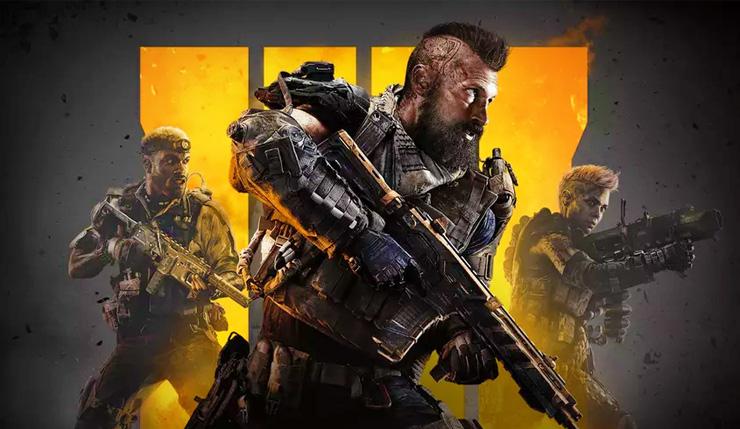 مراجعة | Call of Duty: Black Ops 4 | VGA4A