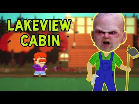 Lakeview Cabin ᴴᴰ بحيرة الرعب