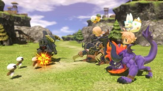 معلومات جديدة لـWorld of Fantasy الحصرية لـPS4/vita