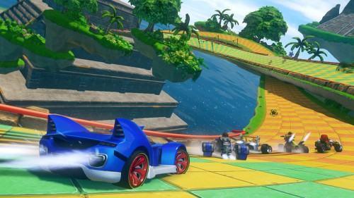 مراجعة Sonic & All