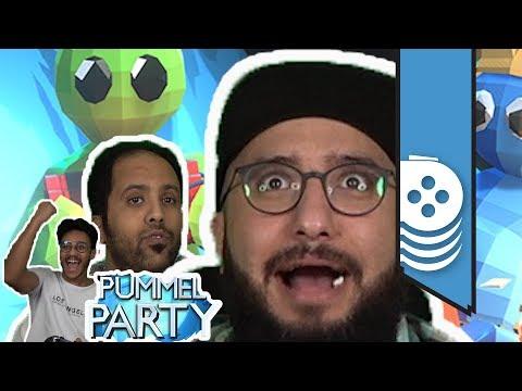 ألعاب نلعبها: خذها من غريب ولا تاخذها من قريب Pummel Party