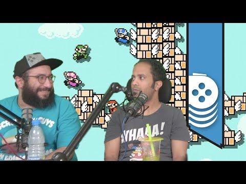 ألعاب نلعبها: اربعه في شاشة وحده في ماريو ميكر 2