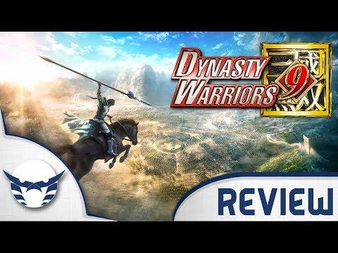 مراجعة Dynasty Warriors 9
