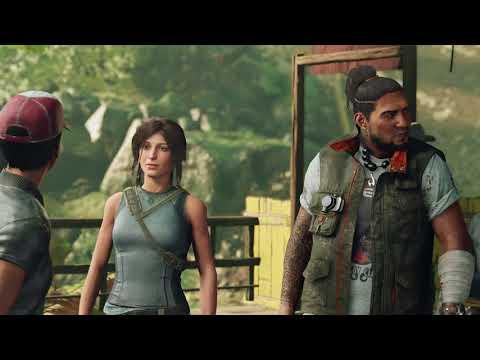 انطباعاتنا عن لعبة Shadow of The Tomb Raider