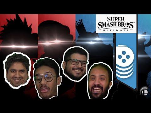 تهجيد وجلد تام!! Super Smash Bros. Ultimate