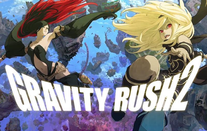 مراجعة Gravity Rush 2