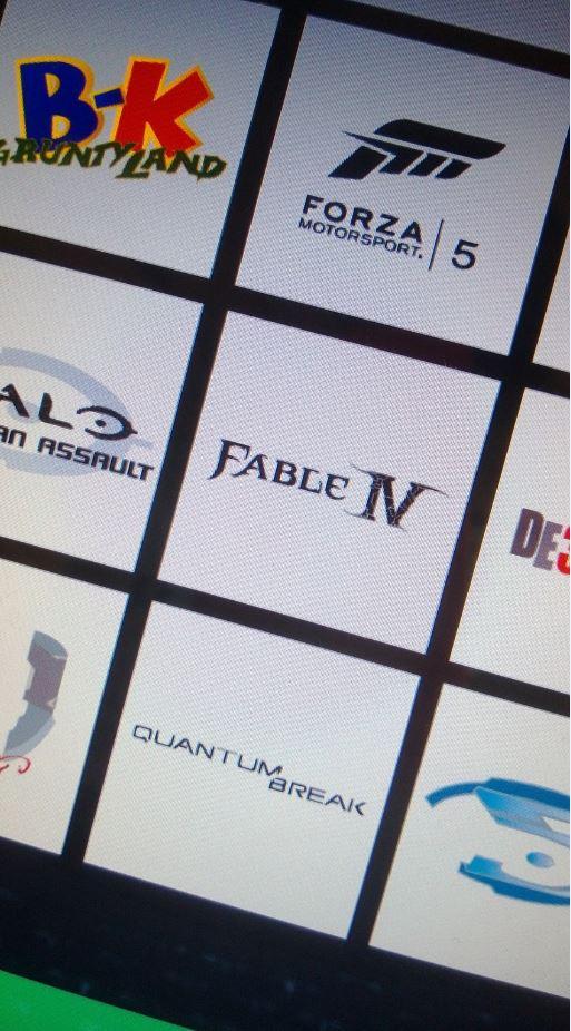 اشاعة , تسريب بعض العاب Xbox One في E3 .