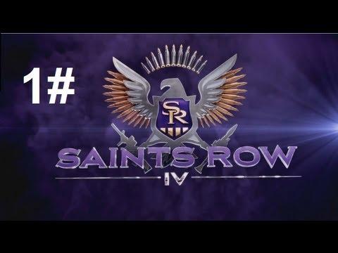 Lets Play: Saints Row IV (ARABIC) سلسلة #1