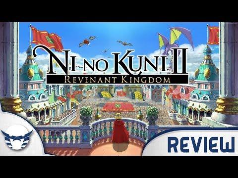 مراجعة Ni no Kuni II: Revenant Kingdom