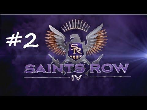 Lets Play: Saints Row IV (ARABIC) سلسلة #2